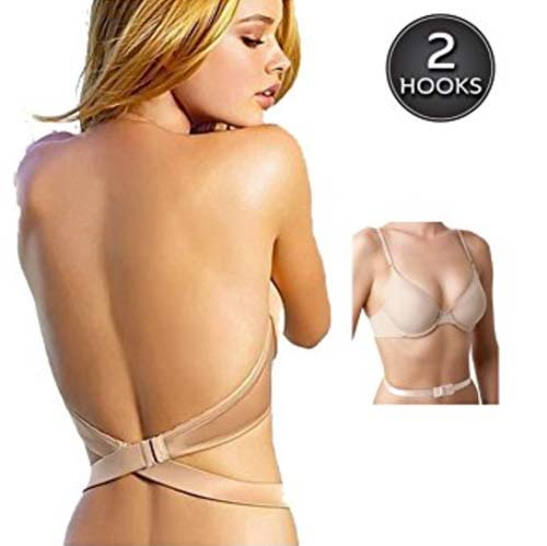 Low back bra converter