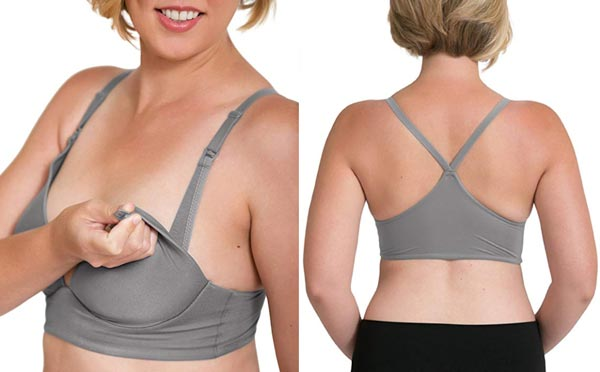 best nursing bras for large breasts