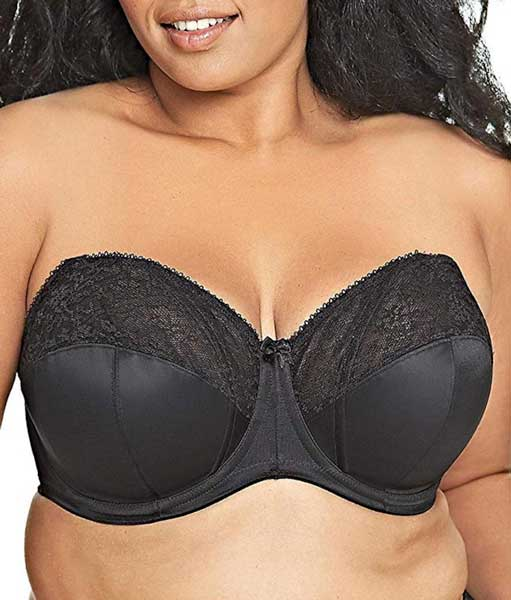 61dcd1560e1 Need a plus size bra with clear plastic straps  Here s 9 reliable ...