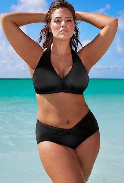 Diva-Twist-Front bikini